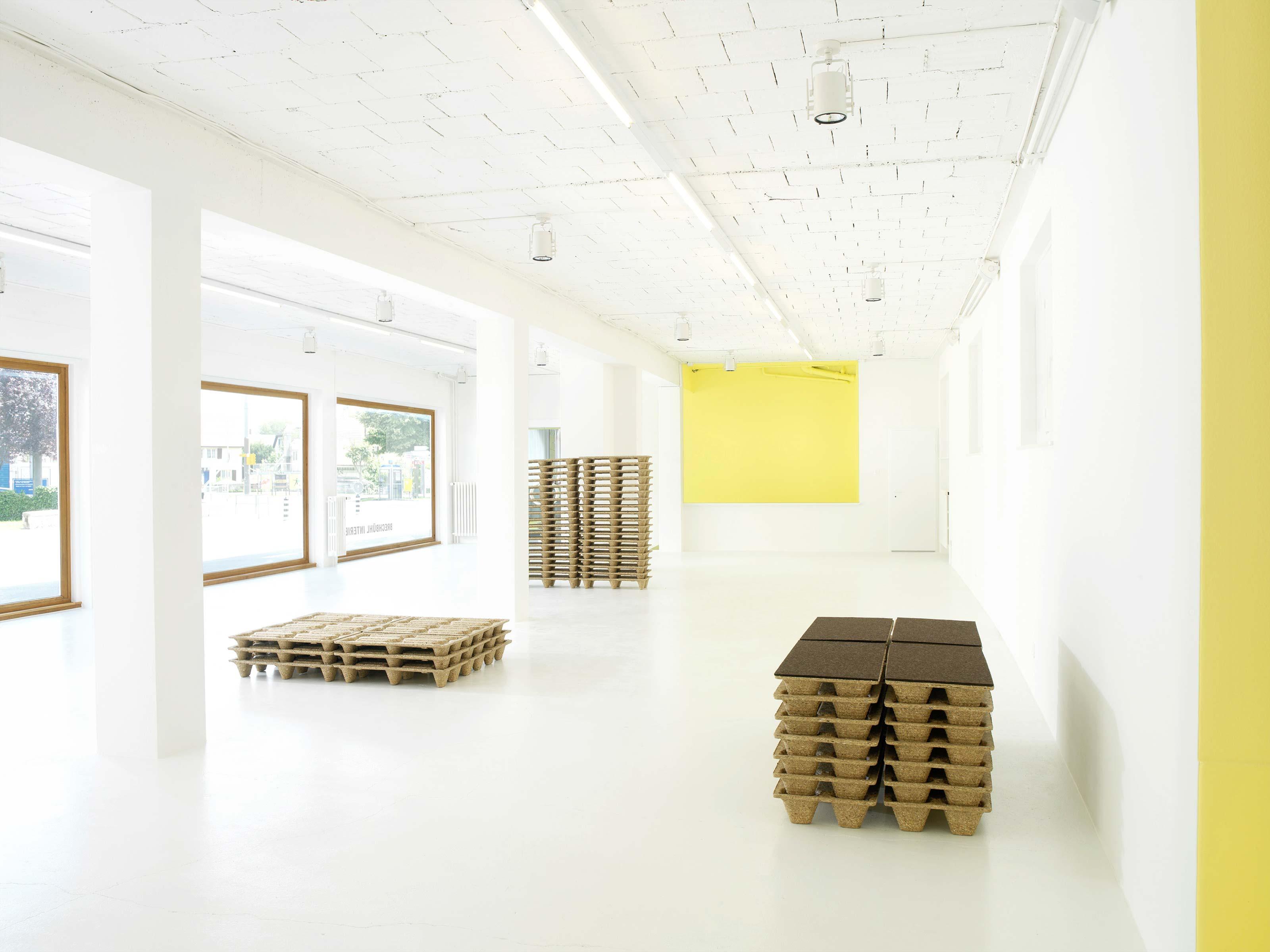 Brechbühl Interieur Corporate Design ©Atelier Pol × MLZD Architekten