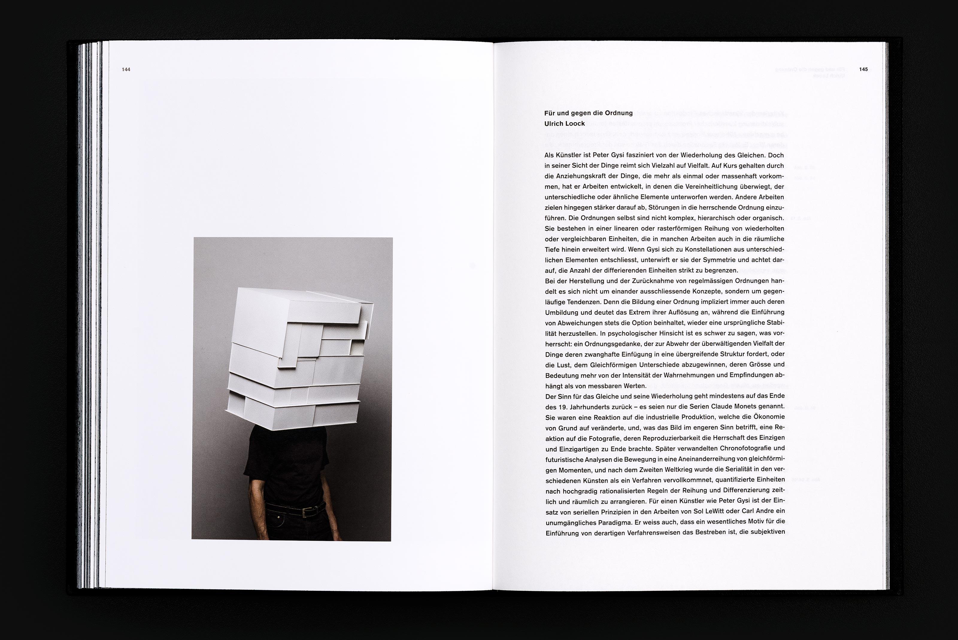 Peter Gysi – Monografie, content 01 ©Atelier Pol × Barbara Hess