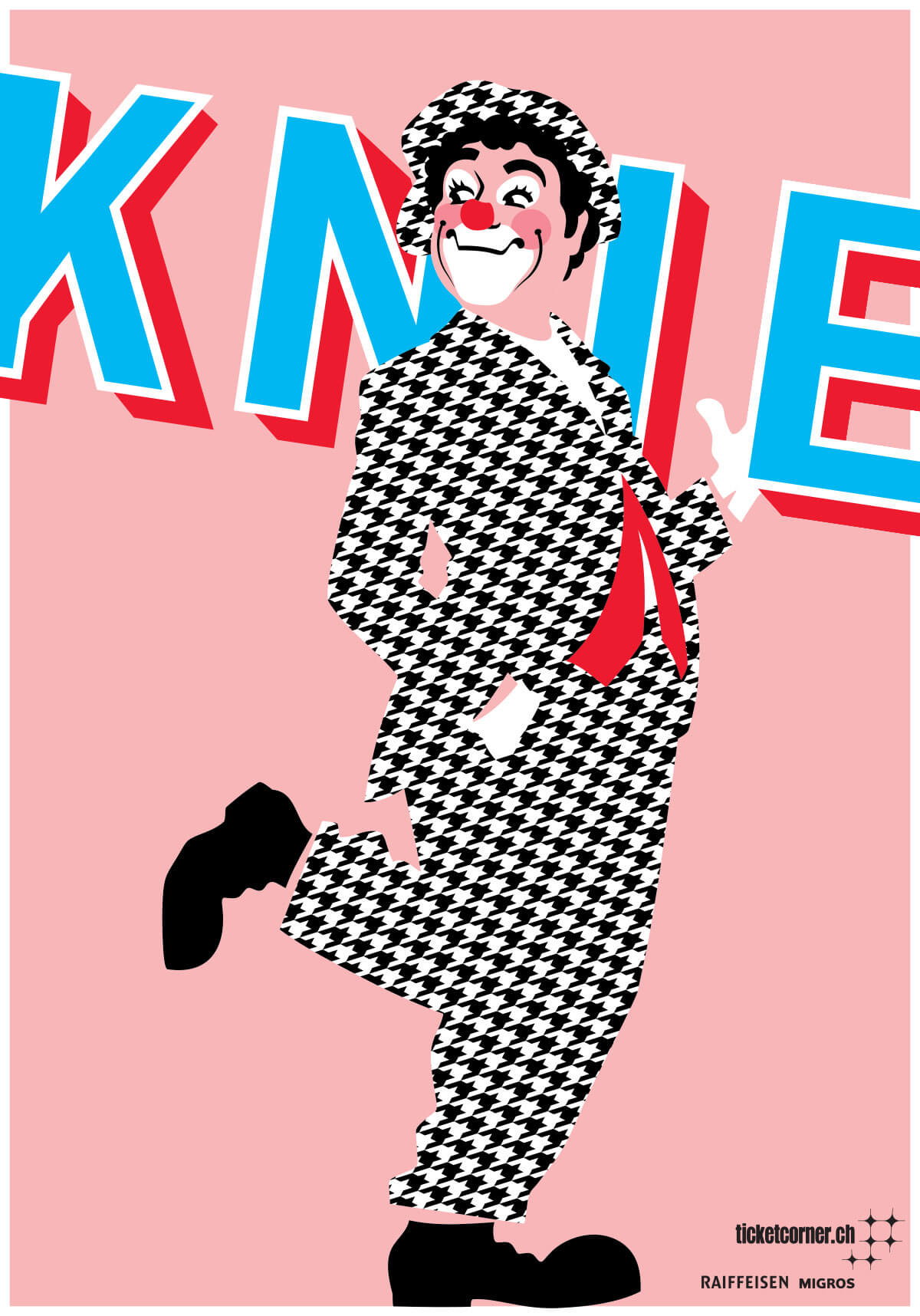 Circus Knie – Jahresmotiv 2016