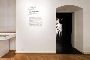 Glauser-Ausstellung im Strauhof