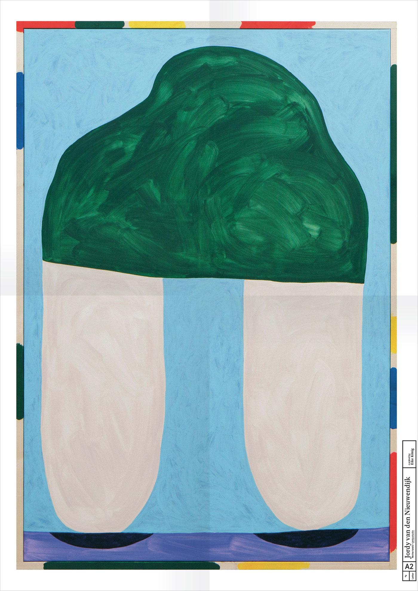 A2 Letter Poster, 002 Jordy Van Den Nieuwendijk  ©Atelier Pol