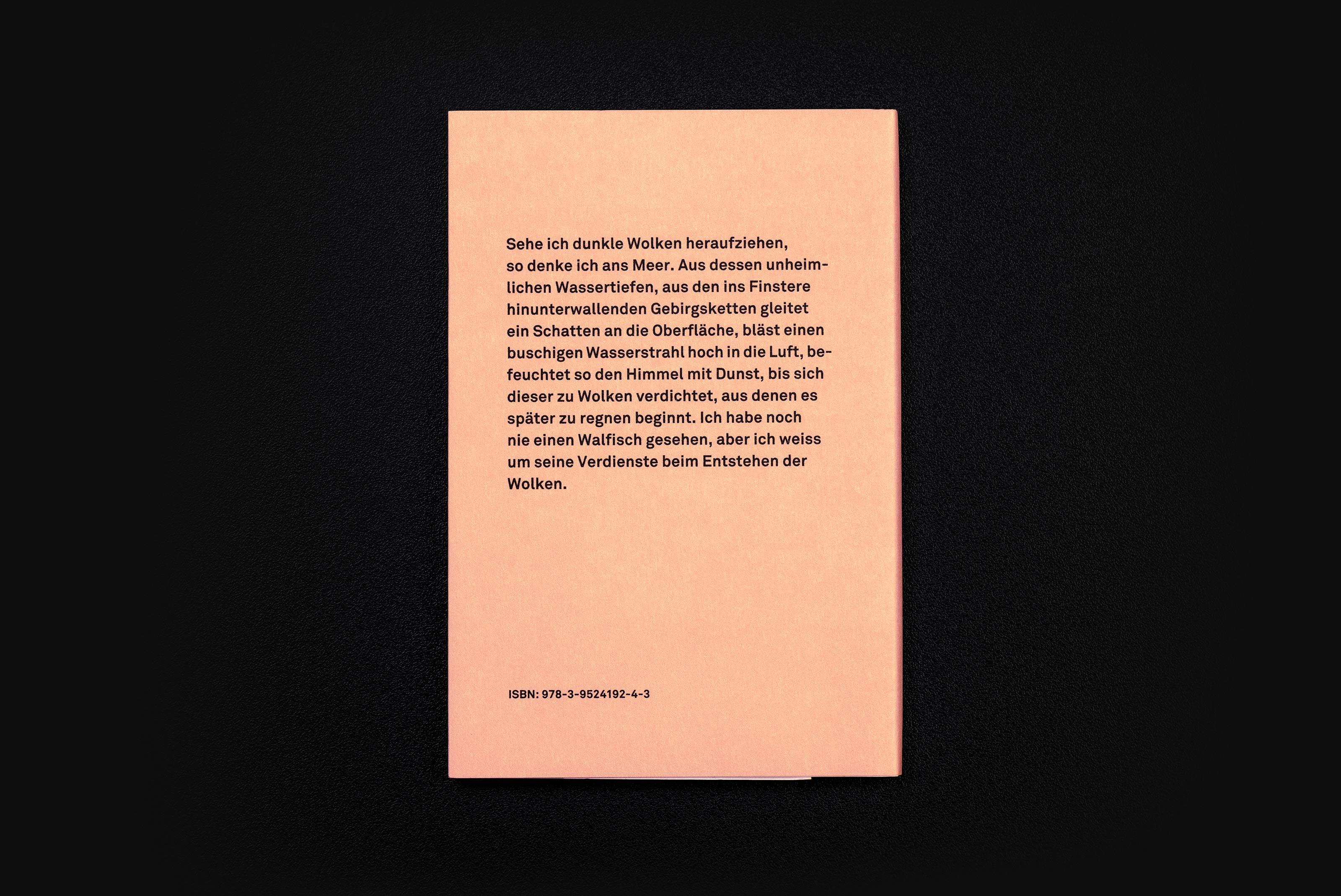 Frand Dodel – Von Tieren, back ©Atelier Pol × Barbara Hess