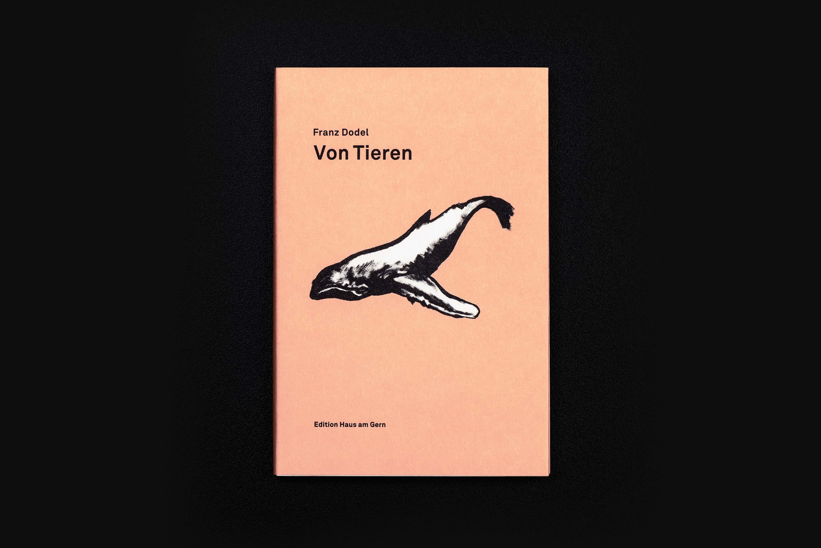 Frand Dodel – Von Tieren, cover ©Atelier Pol × Barbara Hess