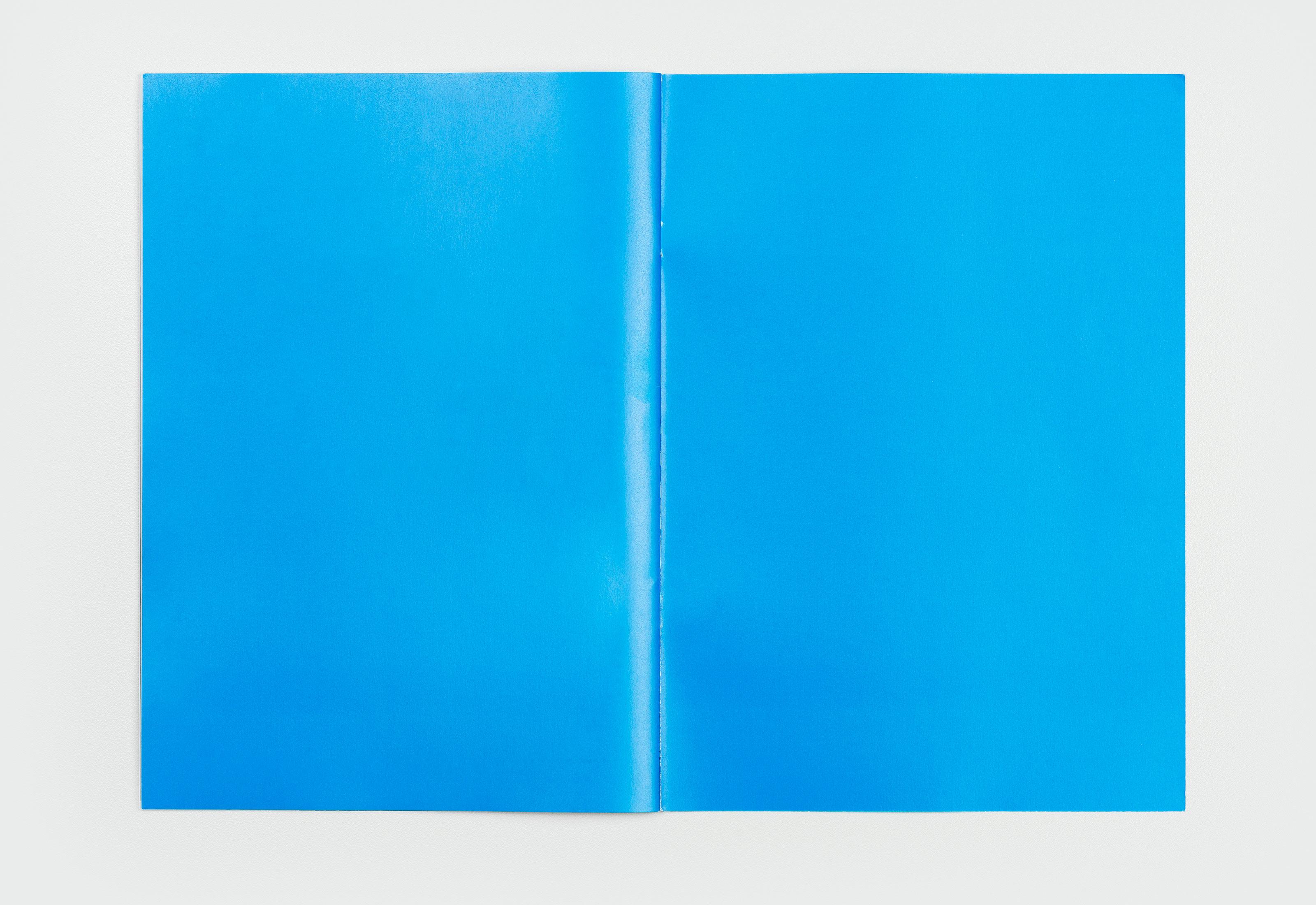 Reformierte Medien – Jahresbericht 2015, endpaper blue ©Atelier Pol × Barbara Hess