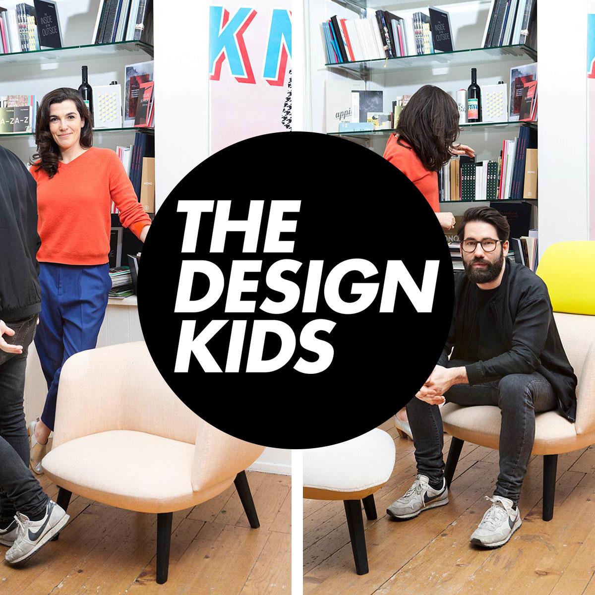 Interviewt von: The Design Kids