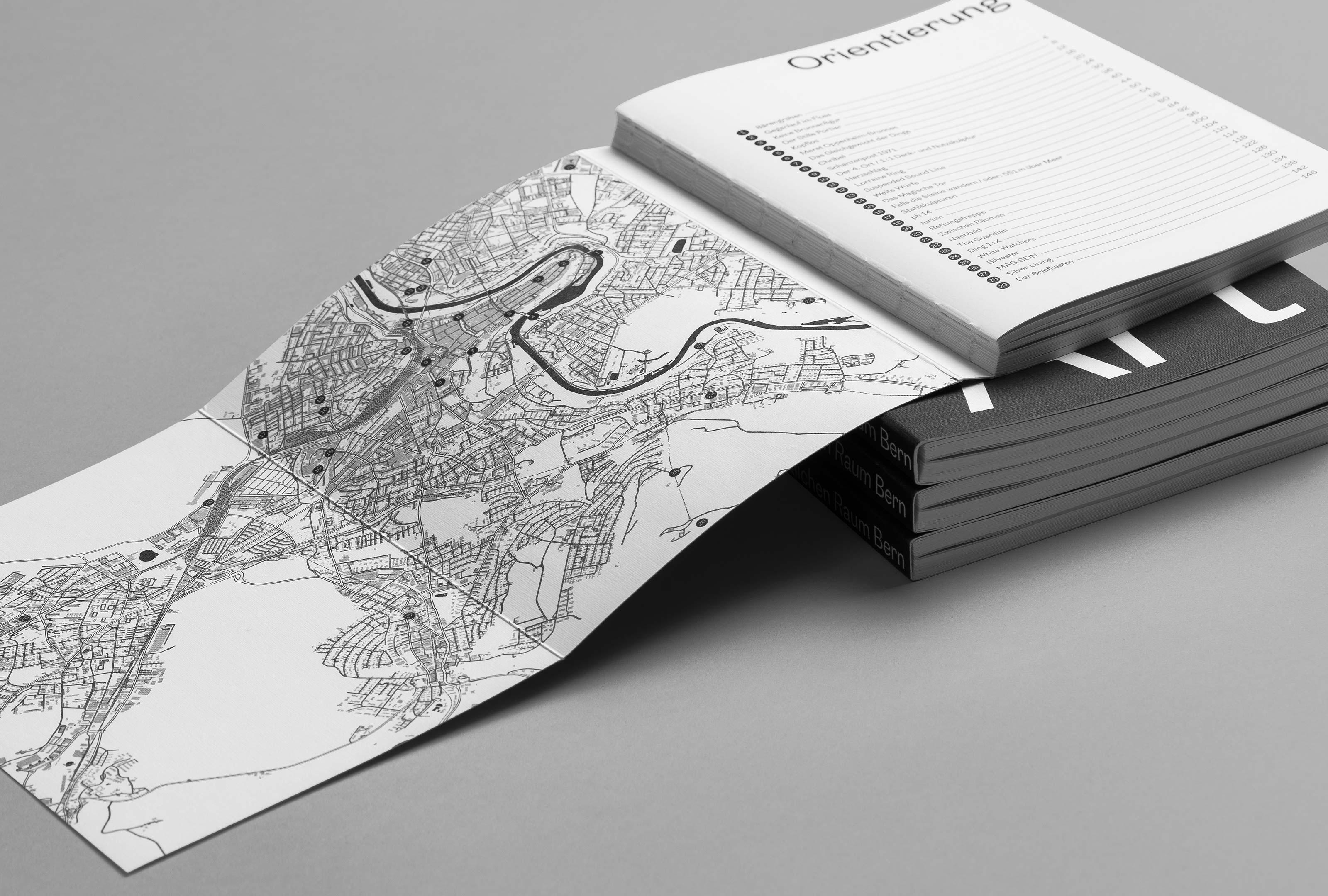 bePArt – Kunst im öffentlichen Raum Bern, stack open ©Atelier Pol × Barbara Hess