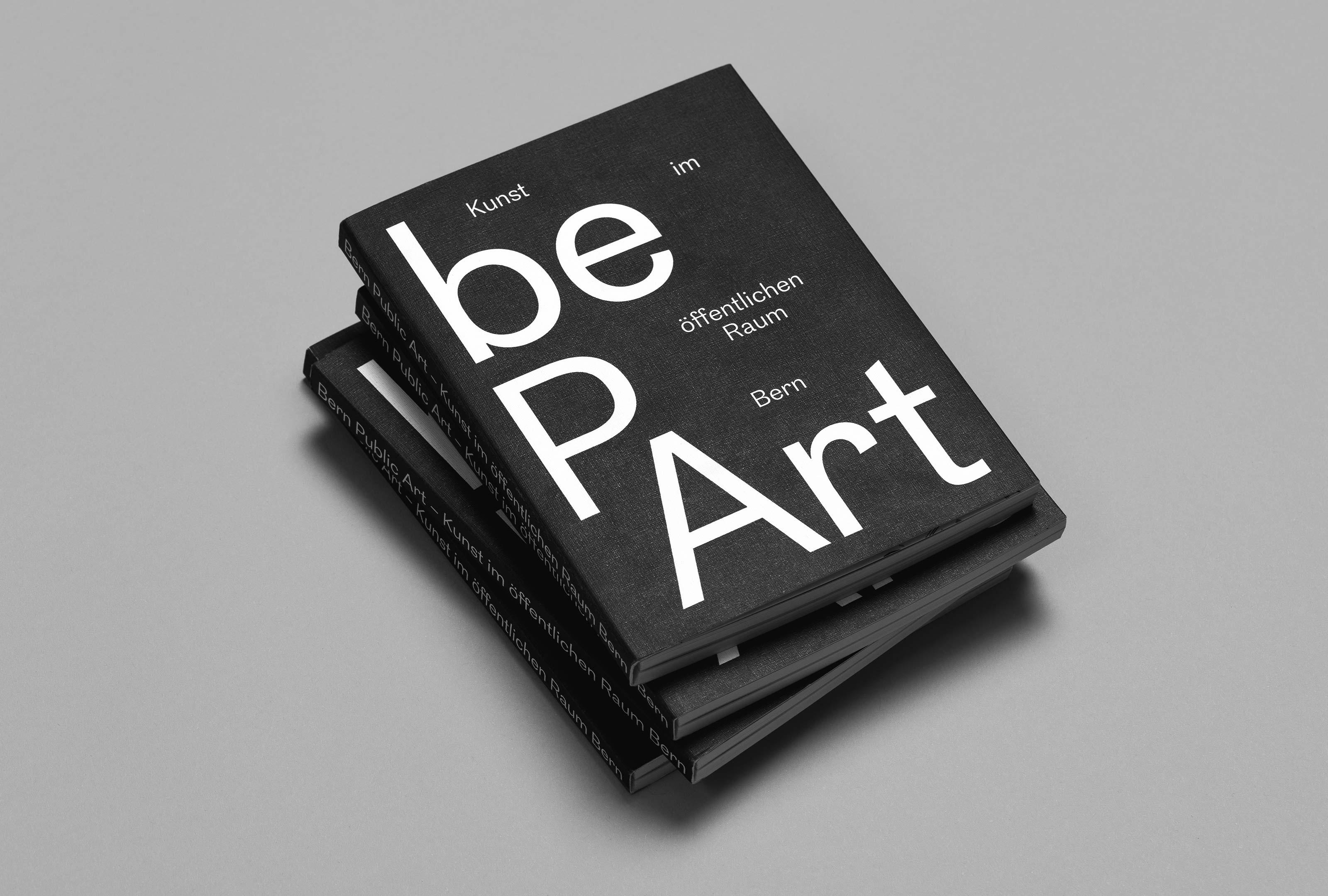 bePArt – Kunst im öffentlichen Raum Bern, stack ©Atelier Pol × Barbara Hess