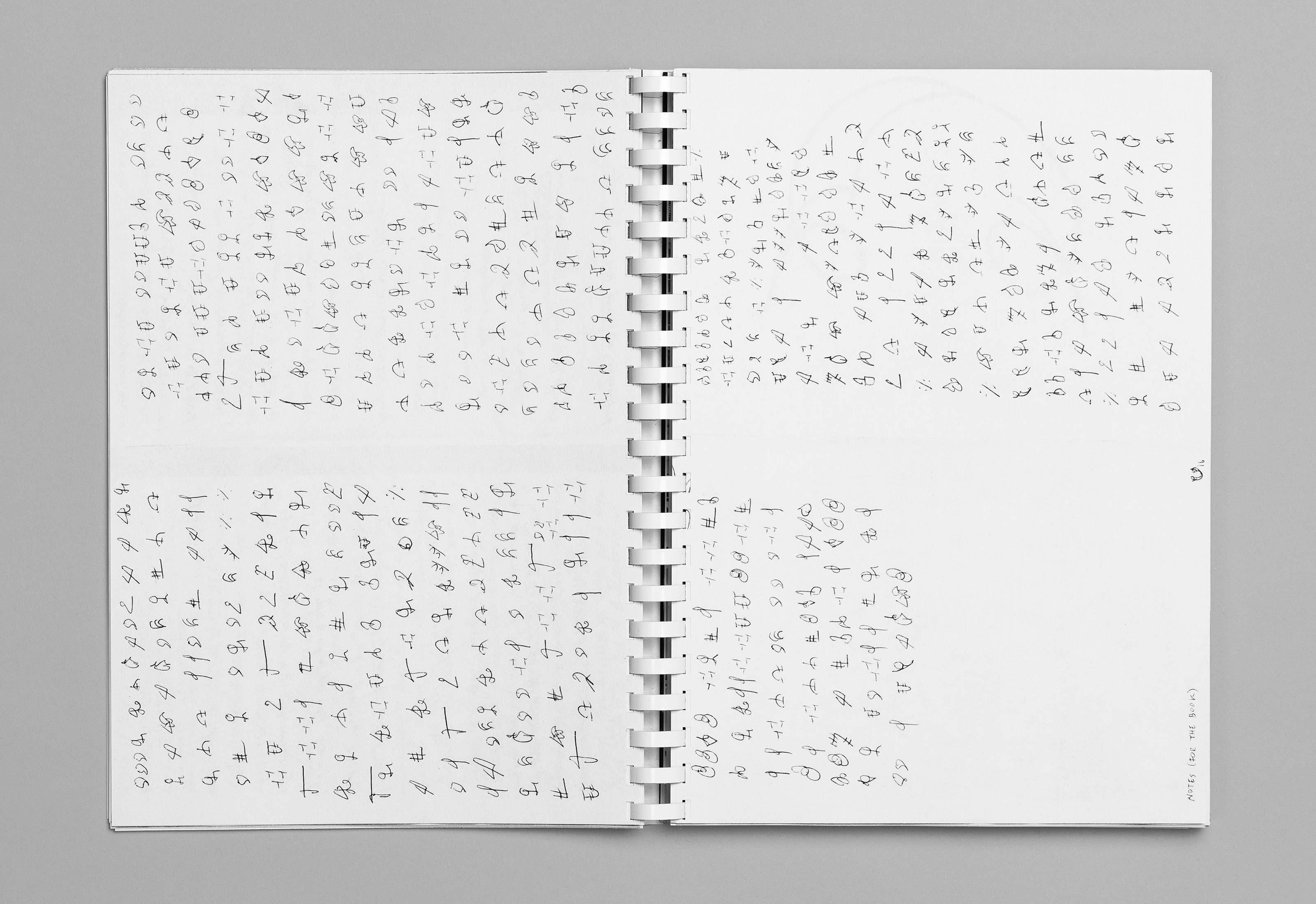 Sommerakademie im Zentrum Paul Klee 2016 – Publikation Thomas Hirschhorn, 08  ©Atelier Pol