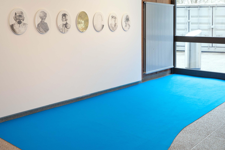 Schule für Gestaltung Bern und Biel Out of Mud, exhibition 04  ©Atelier Pol × Fabio Blaser