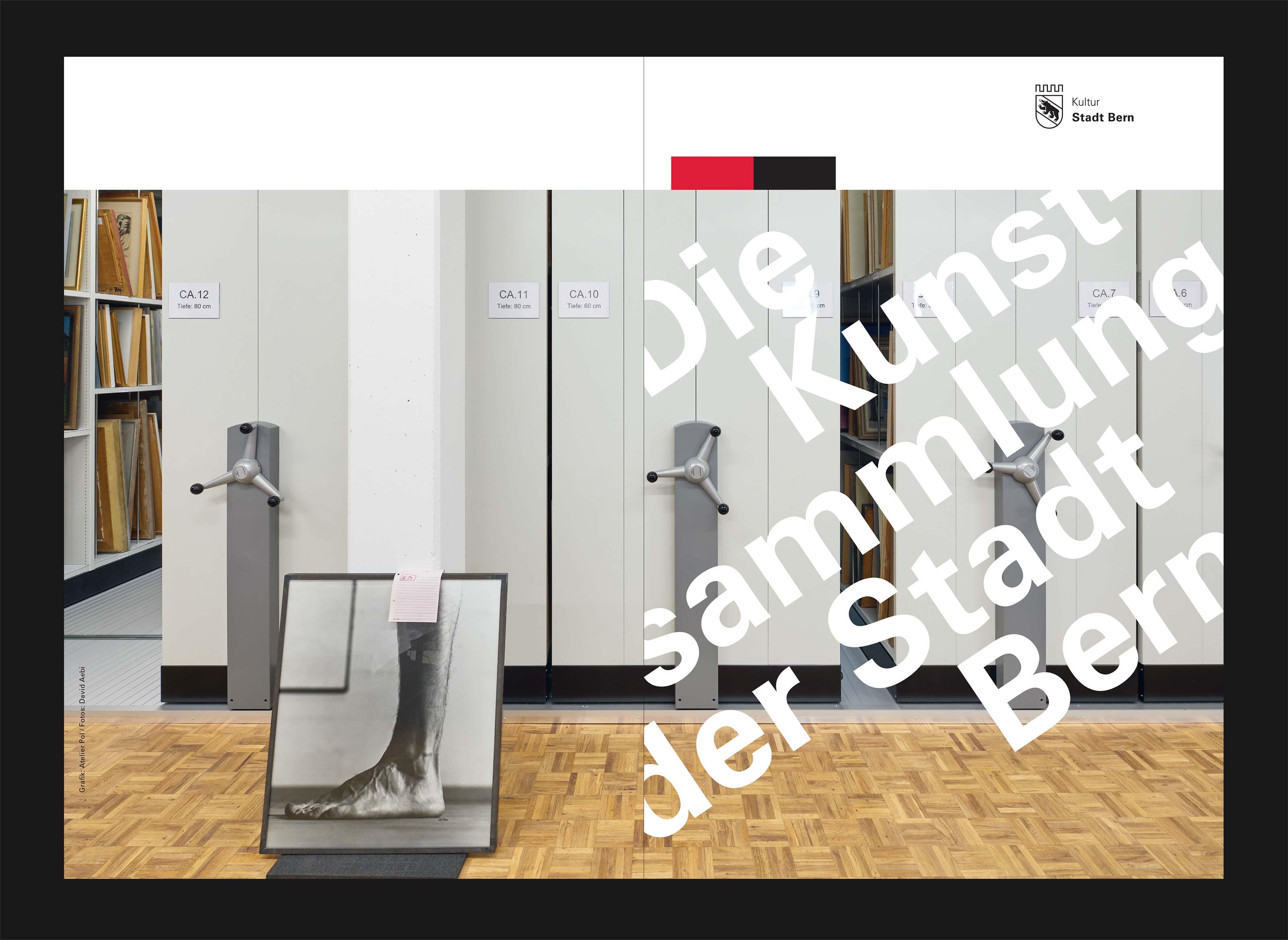 atelier pol, kultur stadt bern, kunstsammlung bern, david aebi, art, graphic design, print, switzerland