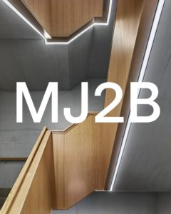 Website und Corporate Design MJ2B Architekten