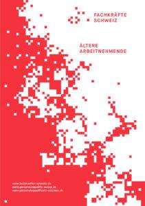 Staatssekretariat für Wirtschaft SECO – Broschüre «Ältere Arbeitnehmende»