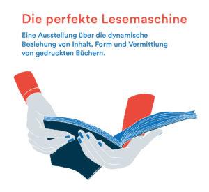 Die perfekte Lesemaschine in der Schule für Gestaltung Bern und Biel