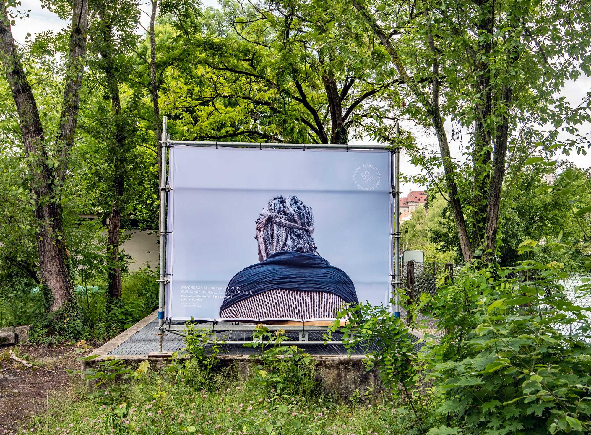 Atelier Pol, Stanley Thomas Johnson Stiftung, publication, editorial design, poster exhibition, Bern, switzerland