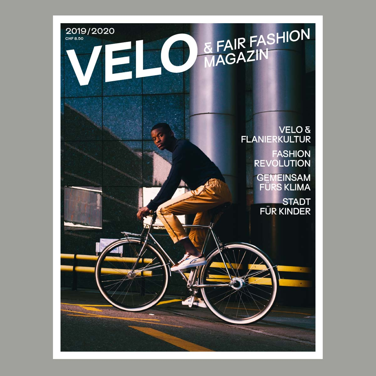 Velo Fashion Magazin 2019/20