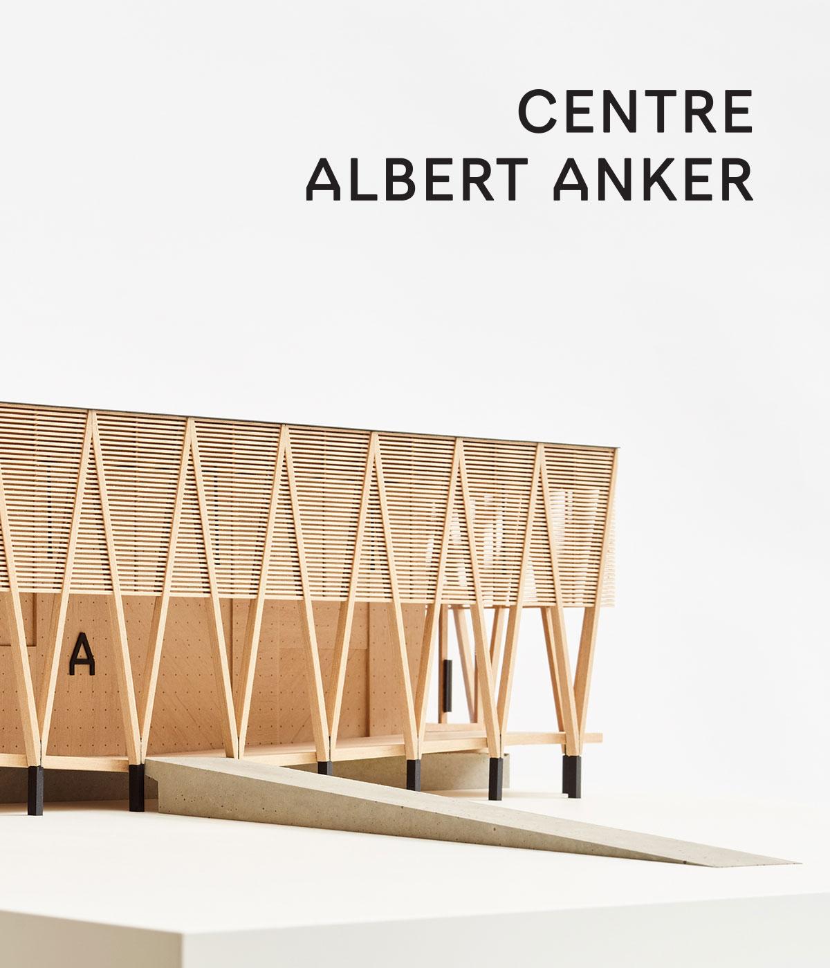 Startschuss für das Centre Albert Anker